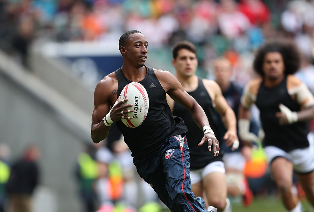 Perry Baker Honored As World Rugby Men S Sevens Player Of The Year Usa Rugby